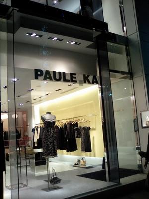 Boutique Paule KA Ginza 5-5-18 TOKYO -- Cliquez pour voir l'image en entier